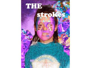 Dit wordt echt de hoes van het nieuwe The Strokes album ;)