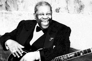 B.B. King Spotify Playlist