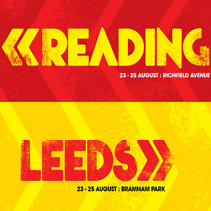 In de ban van Reading & Leeds Festival 2013
