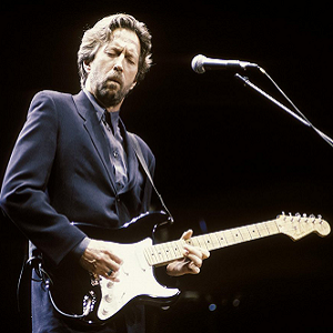 In de ban van Eric Clapton (Spotify playlist)