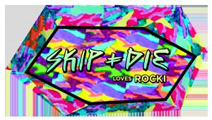 Skip&Die limited edition Rocki