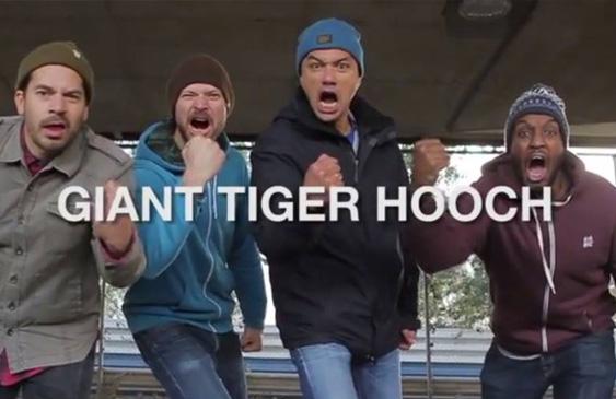 Giant Tiger Hooch