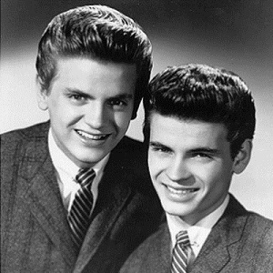 In de ban van de Everly Brothers
