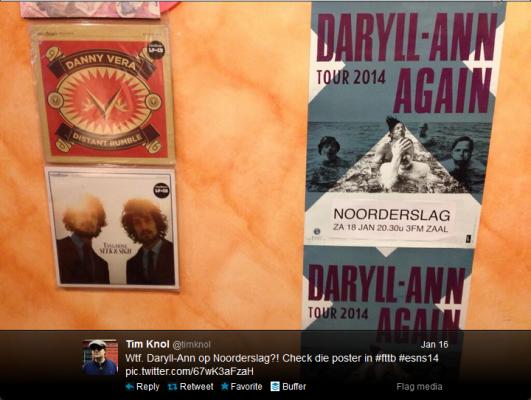 Daryll-Ann Noorderslag 2014