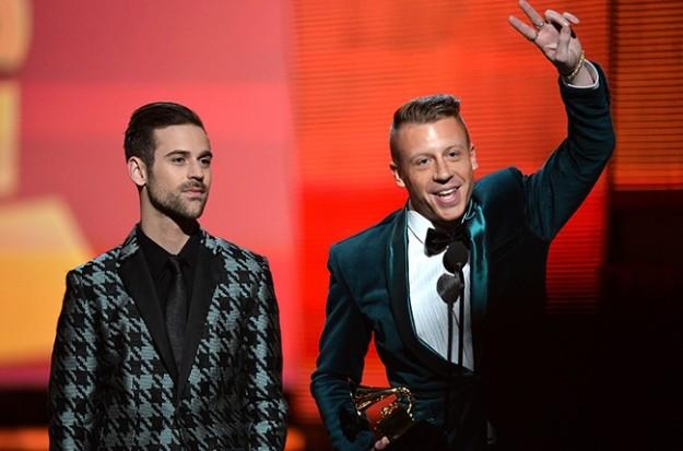 Macklemore grote winnaar Grammy Awards 2014