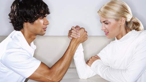 Wetenschappelijk bewijs: mannen zijn het sterke geslacht