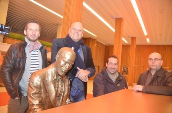 Gedenksteen Marvin Gaye in Oostende