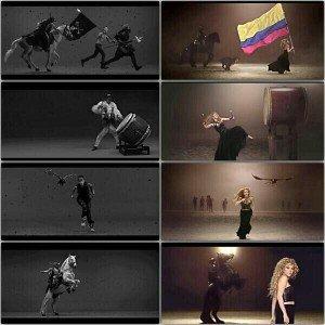 Shakira beschuldigd van plagiaat door Woodkid