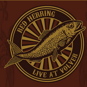 Recensie Red Herring-Live At Volver