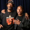 Pharrell en Snoop Dogg