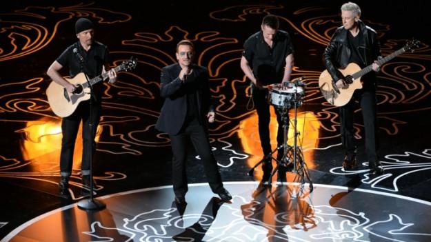 U2 is de band die het langst actief is met de originele line-up