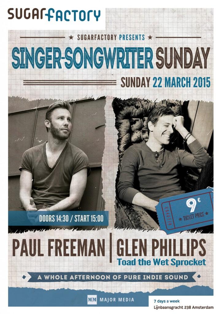 Paul Freeman & Glen Phillips