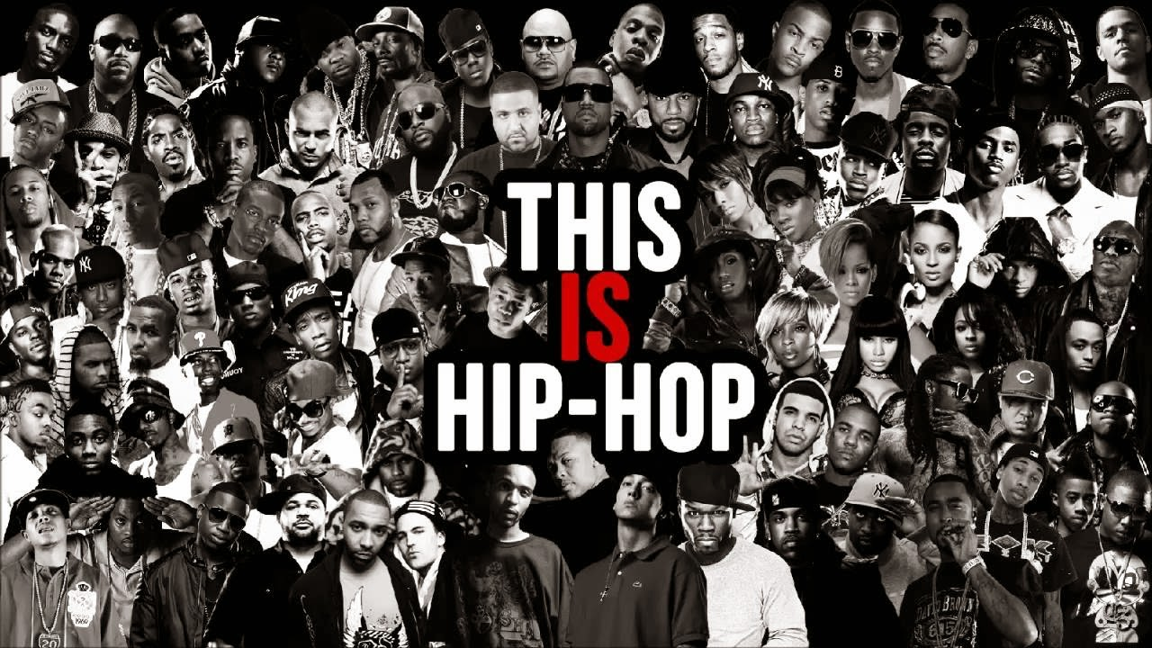 In de ban van de beste hiphop tracks van 2015 (Spotify Playlist)