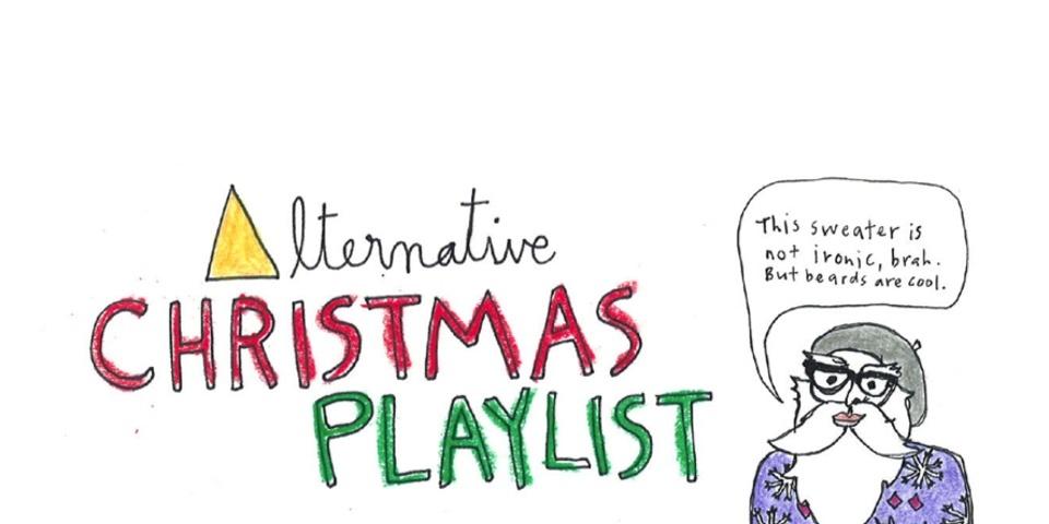 Spotify playlist met originele kerstliedjes
