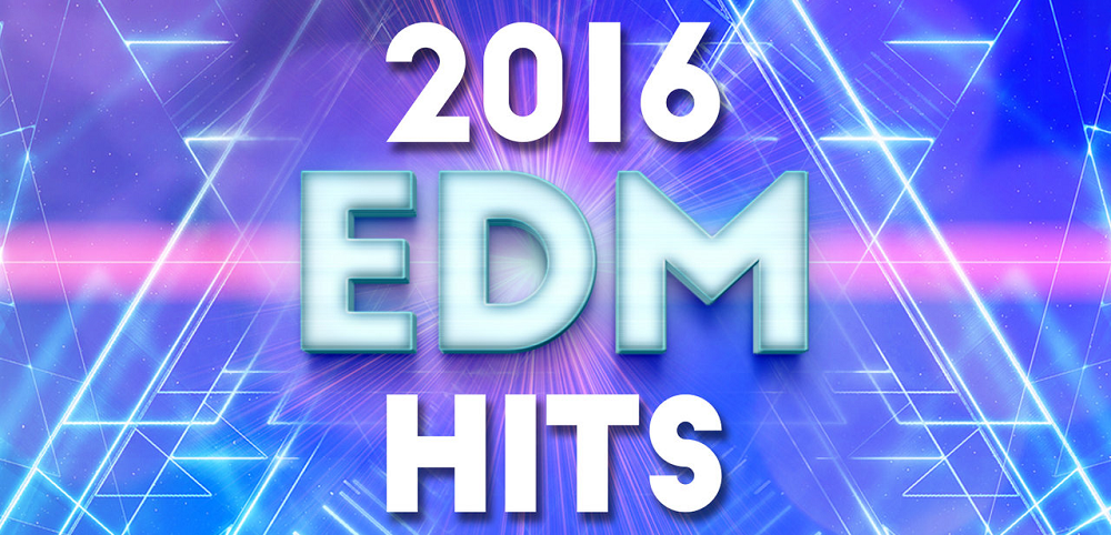 Best Dance / EDM 2016 Spotify Playlist