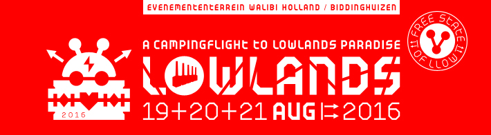 Lowlands 2016