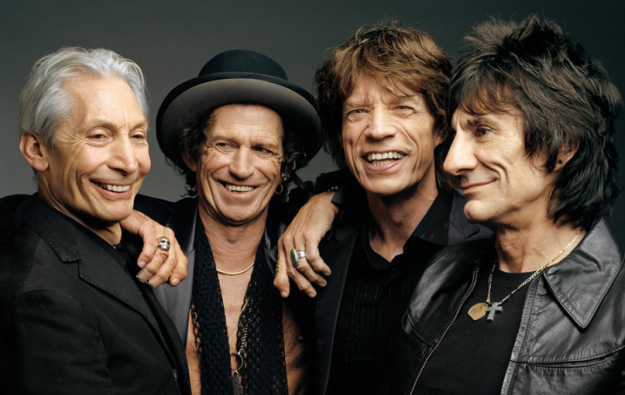 Rolling Stones: nieuw album vol Blues?