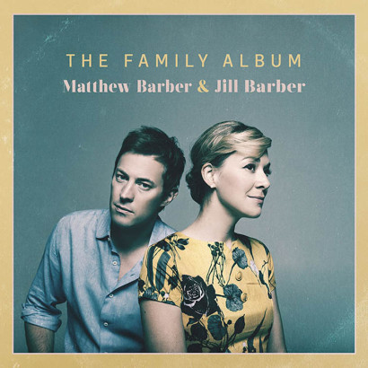 Matthew Barber and Jill Barber-The Family Album