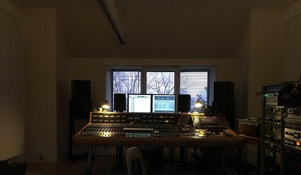 Jacob de Greeuw weer in de studio