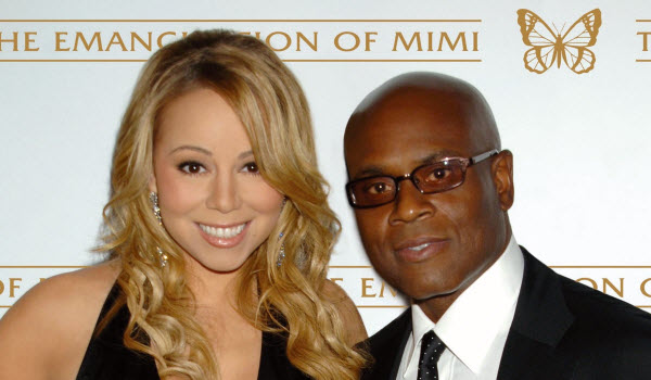 Mariah Carey LA Reid